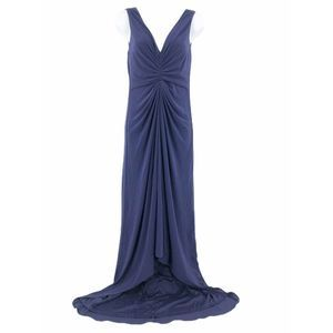 Adrianna Papell Draped Maxi Dress 2